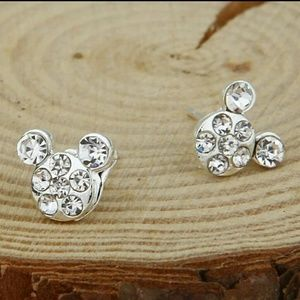 Jewelry - Tiny Mickey Mouse Earrings